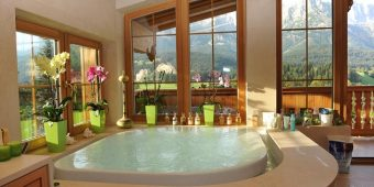 20 Bathroom Spa Ideas