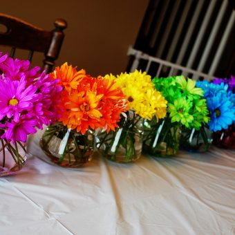 20 Floral Centerpiece Ideas