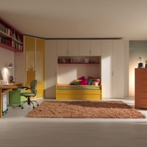 1yellow  Teen Room Ideas  Wallpaper 1