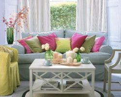 20 Spring Living Room Ideas