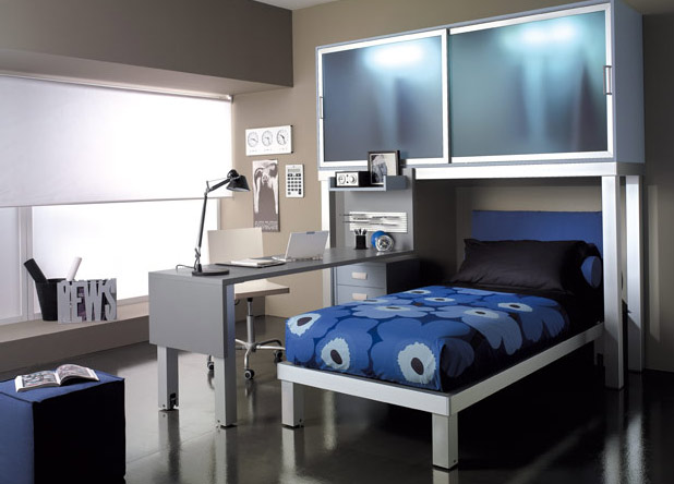 Beautiful Contemporary Teen Room Ideas