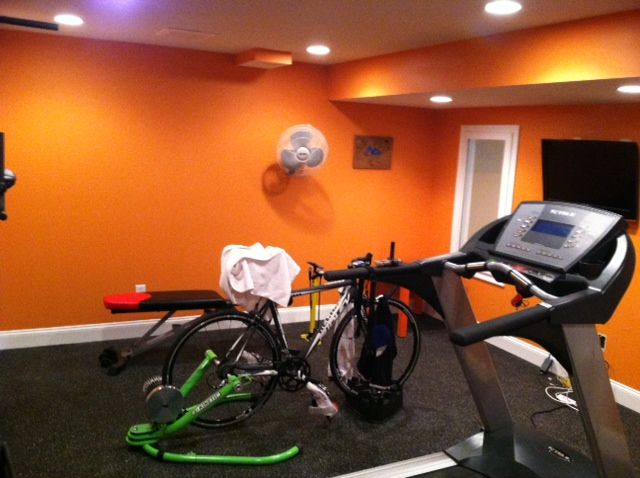 20 Man Cave Home Gym Ideas