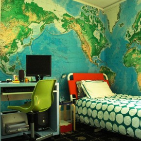 4maps  Teen Room Ideas  Image  4