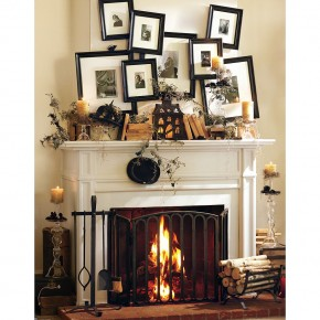 50 Awesome Halloween Decorating Ideas Photo Frame