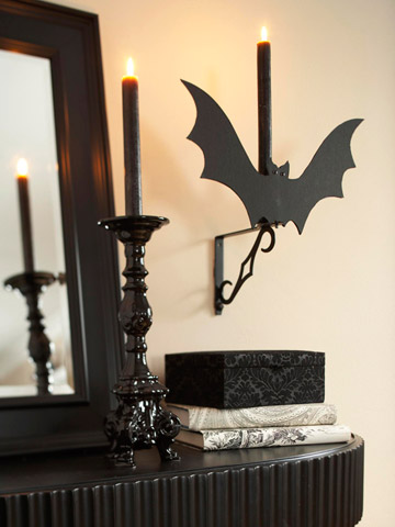 50 Awesome Halloween Decorating Ideas Fireplace with Dark