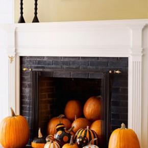 20 Thanksgiving Mantel Decorating Ideas