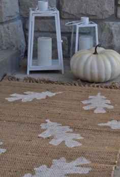 cozy fall outdoors decor riverbendsandler.com