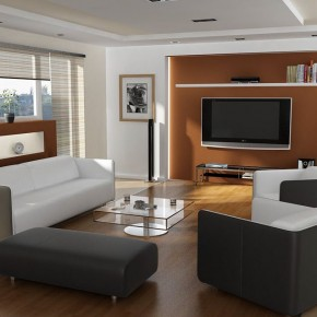 8 Living By Archmodels3  10 Rooms That Are Designed Around Televisions  Picture  8