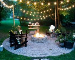 20 Backyard Fire Pit Ideas