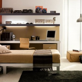 9  Contemporary Teen Rooms  Wallpaper 11
