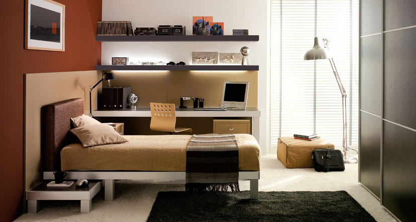 9 Contemporary Teen Rooms Wallpaper 11 Interior Design