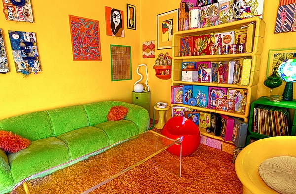 20 Ways To Decorate Your Home 70s Style