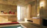 Amazing Bathroom Ideas Marble Stone brown