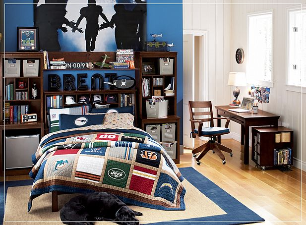 20 awesome room designs for boys