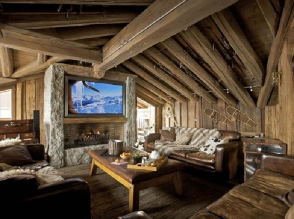 Awesome Rustic Home Interior Designs 39 Design