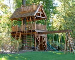 20 Amazing Tree Houses