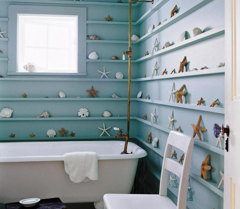 Best Little Mermaid Bathroom Interior