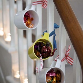 Coffee Cup Decorations