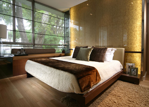 Contemporary bedroom ideas for couples 8 interior design for Couples bedroom ideas