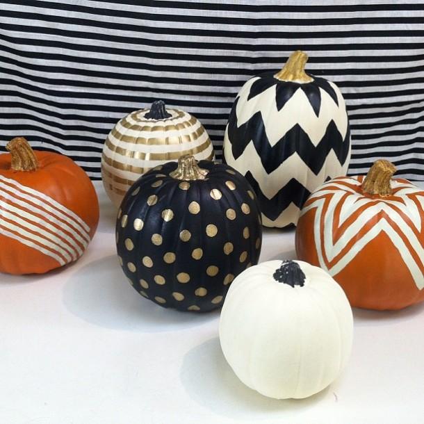 Creative pumpkin decorating ideas interior design