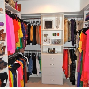 20 Ways to Organize Your Closet For Summer