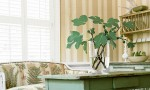 Design Interior French Country Green Table