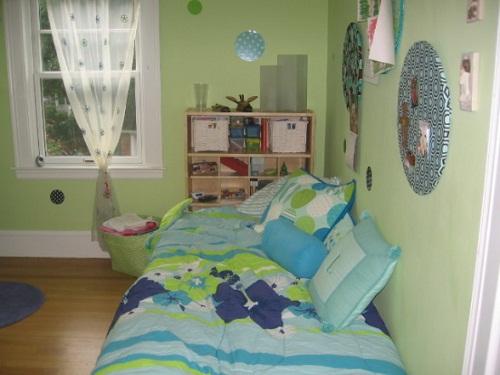 Creative Teen Bedroom Design: Diverse And Creative Teen Bedroom Ideas-12