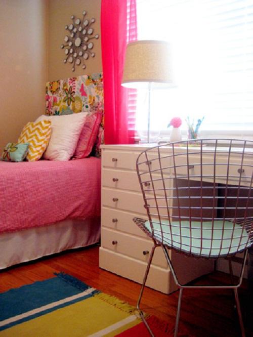 Creative Teen Bedroom Design: Diverse And Creative Teen Bedroom Ideas-13