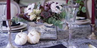 20 Chic Thanksgiving Table Decor Ideas
