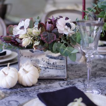 20 Chic Thanksgiving Table Decor Ideas