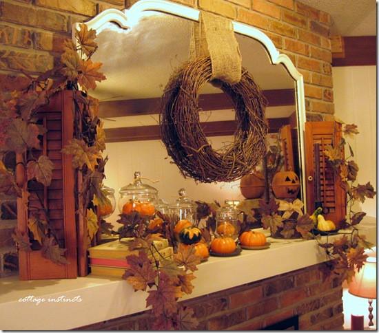 Fall Decorate Your Fireplace Interior Design Center