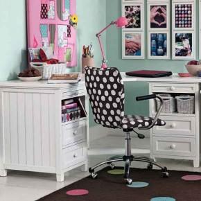 Fresh-Polkadot-Chair-Kids-Study-Room