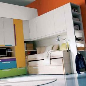 Fuul-Color-Teenage-Girls-Bedroom-Ideas