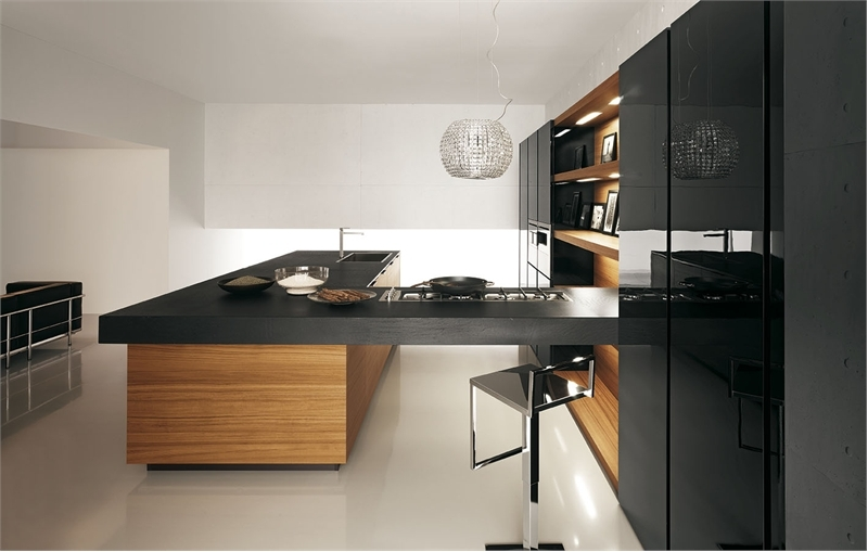 Outstanding Decorating with Black Cabinets Kitchen 800 x 509 · 189 kB · jpeg