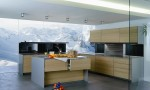 _Interior Design Kitchen_ Modern-Kitchen-In-Wooden-Finish-9