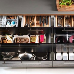 Kitchen Design Ideas 2012 by IKEA Cabinet Style