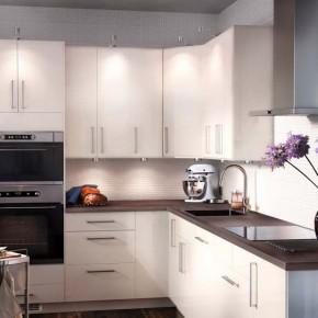 Kitchen Design Ideas 2012 by IKEA White Cabinet Modern Furniture