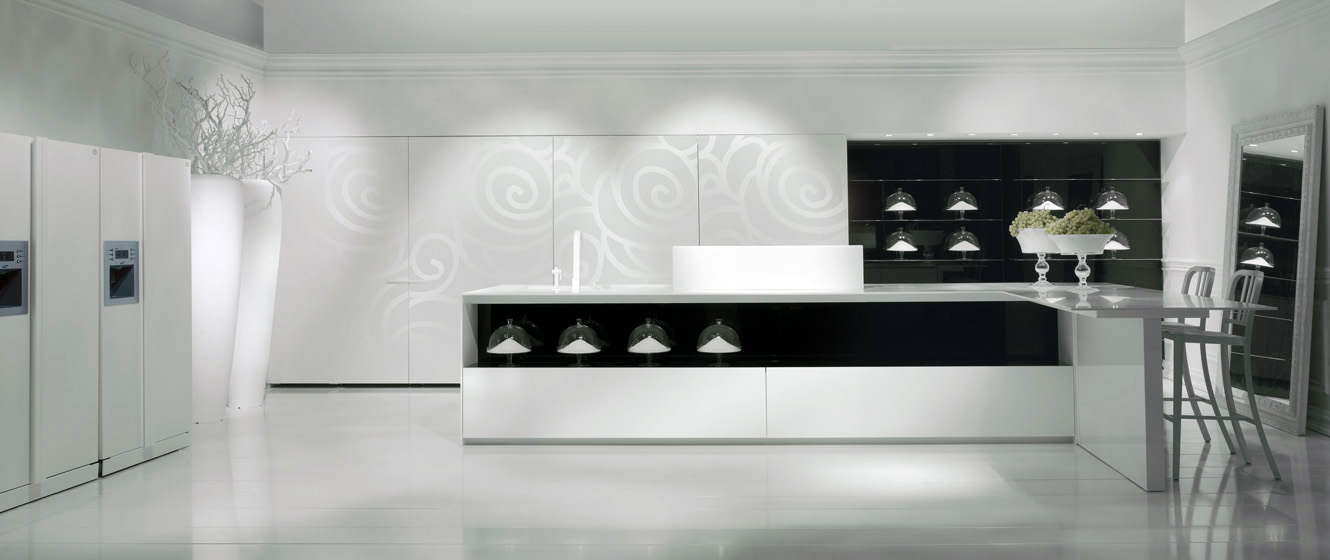 design Black and white kitchen design ideas 26  Interior Design