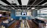 The Modern and Cool Leo Burnett Office Interior Design by HASSELL