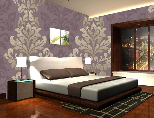 master bedroom wallpaper ideas 10 interior design center inspiration - Wallpapers Designs For Home Interiors