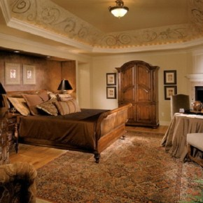 Master bedroom wallpaper ideas 21 home design interior for Wallpaper ideas for master bedroom