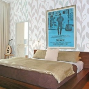 Master bedroom wallpaper ideas 4 home design interior for Wallpaper ideas for master bedroom