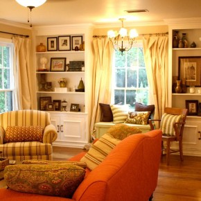 20 summer country style living room ideas interior for Summer living room ideas