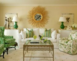 20 Yellow and Green Room Design Ideas