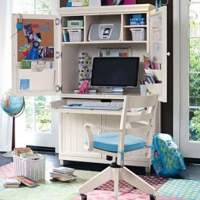 Soft-White-Computer-Table-Kids-Study-Room