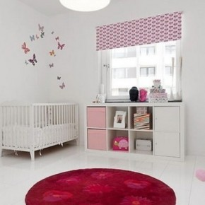 The Best Modern Apartment Pink Kids Room