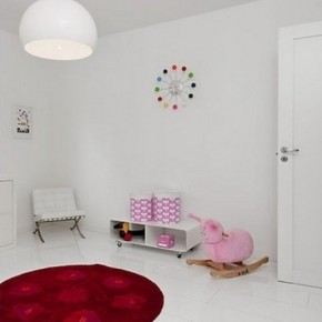 The Best Modern Apartment Pink Simple Kids Room