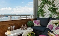 The Best Modern Apartment in Balcony View