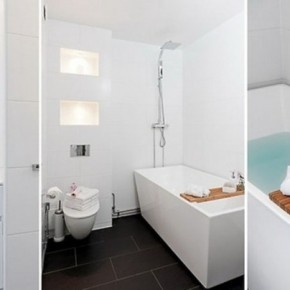 The Best Modern Apartment in Fresh Clean Bathroom