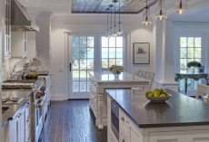 20 Ideas for Kitchen Ceilings